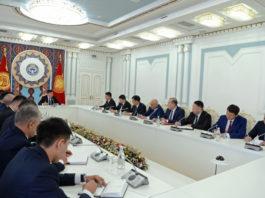 Сооронбай Жээнбеков: Борьба с коррупцией должна быть безжалостной, невзирая на чины и должности
