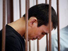 Въехавшему в Москве на пешеходов таксисту из Кыргызстана продлили арест