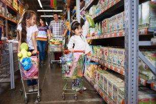 Без алкоголя! В Бишкеке откроется новый формат гипермаркетов