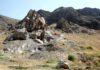 В Оше треснула гора из-за строительства домов. Решать проблему будут специалисты из Бишкека
