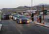 Начался тестовый режим работы автоматизированной системы приема платежей с электронным шлагбаумом на  автодороге Бишкек—Ош