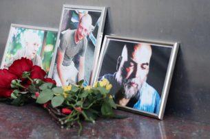 В ЦАР погибли журналисты Орхан Джемаль, Александр Расторгуев и Кирилл Радченко. Их вспоминают друзья и коллеги