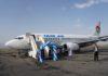 Авиарейс Душанбе-Самарканд приостановлен