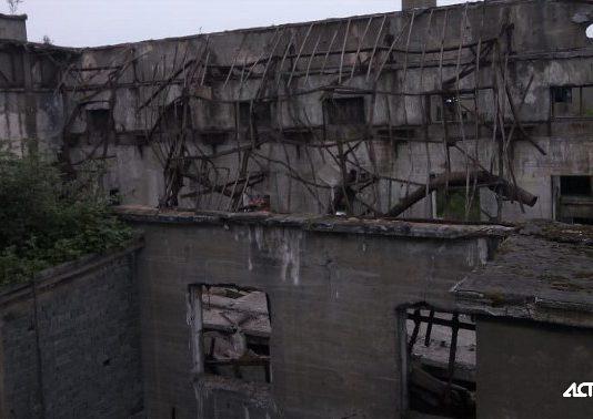 При обрушении здания завода на Сахалине пострадали граждане Кыргызстана