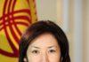 Айнур Абдылдаева освобождена от занимаемой должности министра юстиции Кыргызской Республики.