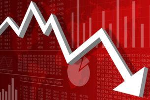 Экономика США и стран Европы может перейти к рецессии в ближайшие месяцы из-за коронавируса, предупредил банк JPMorgan