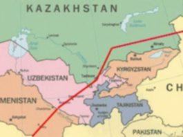 Таджикистан отвел под строительство газопровода до Китая 9,5 тыс гектаров земли