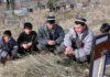 Власти Таджикистана установили размер могилы: два на полтора. Ни сантиметром больше