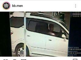 В Бишкеке ищут предполагаемого похитителя детей (видео)