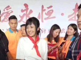 Китайские пионеры осудили японскую порнозвезду за красный галстук