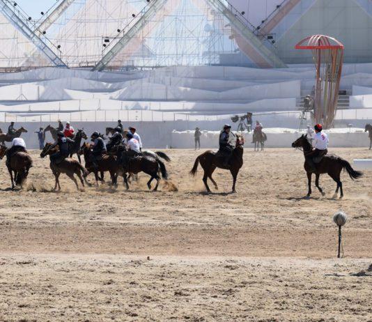 ВИК: Сборная Монголии по кок-бору одержала первую победу с минимальным счетом