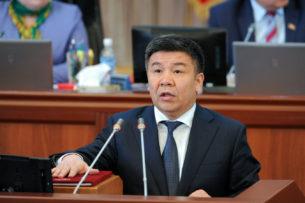 ЦИК досрочно прекратил депутатские полномочия Алмамбета Шыкмаматова