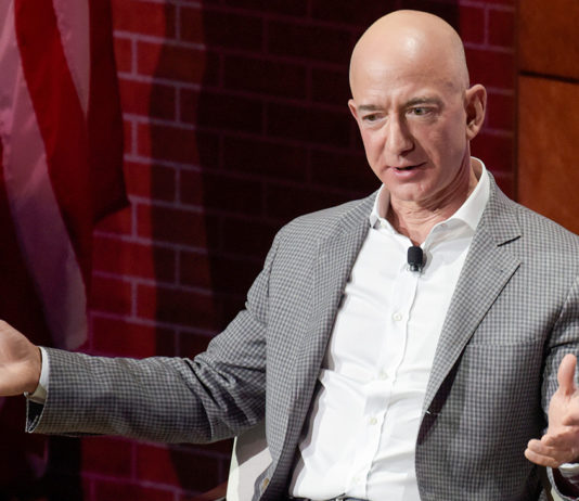 Саудовского принца и Трампа подозревают во взломе телефона владельца Amazon