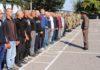 Осенний призыв: Нацгвардия Кыргызстана пополнилась молодыми бойцами