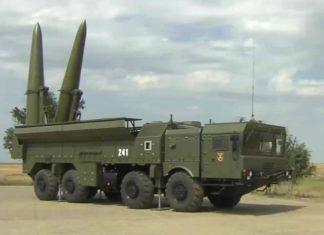 Комплексы «Искандер-М» прибыли в Кыргызстан (видео)