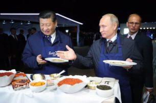 Союз между Россией и Китаем не может быть равным браком. СМИ США пугает «китайским игом»