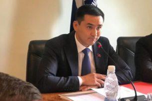 Председателем Бишкекского горкенеша избран Жаныбек Абиров