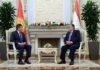 Сооронбай Жээнбеков планирует совершить рабочий визит в Таджикистан