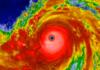Почти 100 тыс. домов остались без света на юге Японии из-за тайфуна
