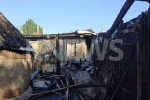 МВД: В пожаре на рынке «Мадина» и этно-комплексе «Супара» нет следов криминала