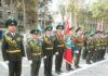 Пограничники КР отметили день образования войсковой частиимени Байсары уулу Кыдыр аке