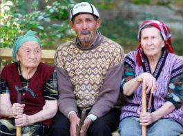 Население Кыргызстана стареет: Почти каждый седьмой житель республики старше трудоспособного возраста