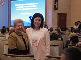 На V Съезде учителей СНГ в Бишкеке обсудили вопросы дошкольного образования