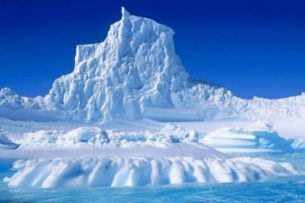 Учёные: Антарктида тает из-за скрытого геотермального источника тепла