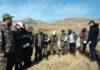 Егерей Кыргызстана научат с помощью гаджетов вести учет диких животных