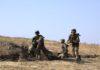 Пограничники Кыргызстана показали свою боевую готовность