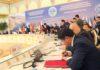 По итогам заседания СГП ШОС подписан ряд документов