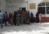 В Туркменистане выстраиваются большие очереди за хлебом (видео)