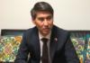 Правительство предлагает Чингиза Айдарбекова на должность главы МИДа