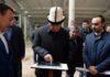Президент дал старт работе завода по переработке фасоли в Таласской области