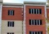 Фото: в Фергане посередине новой многоэтажки появилась трещина