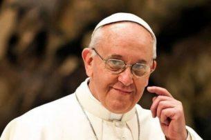 Папа римский поддержал однополые союзы