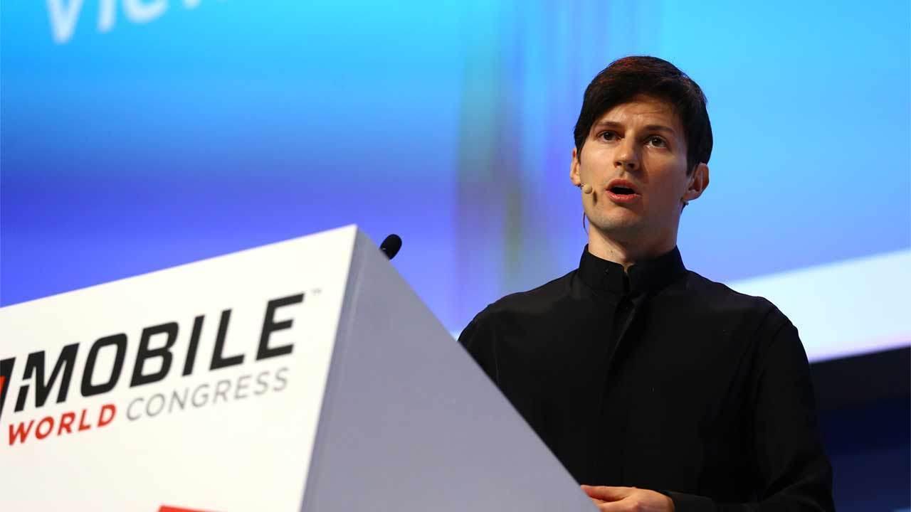Криптовалюту Павла Дурова оценили в $30 миллиардов