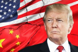 Трамп: «Если Байден победит, хозяином Америки станет Китай»