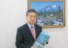 Жээнбек Кулубаев назначен послом Кыргызстана в Казахстане