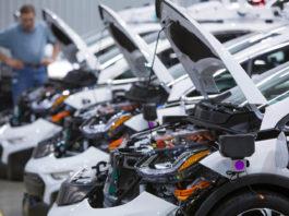 Марка Honda вложит миллиарды в массовый беспилотник -электромобиль GM