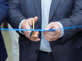 «Газпром Кыргызстан» открыл новый центр обслуживания населения