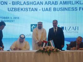Узбекистан и ОАЭ создали Фонд прямых инвестиций с капиталом в 1 млрд долларов