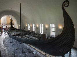 Корабль викингов нашли под землей в Норвегии
