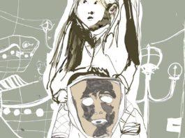 Японка наняла дочери фейкового отца. И сама в него влюбилась