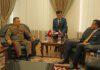Кыргызстан и Катар намерены усилить военное сотрудничество