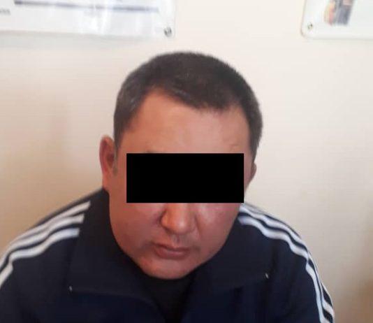 Подозреваемый в убийстве облпрокурора Баткена водворен в ИВС (фото)