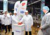 В ОАО «Бишкексут» запустили новую технологическую линию. Она стоит $2 млн