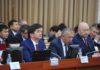 Мухаммедкалый Абылгазиев: Проект бюджета на 2019 год программно-целевой