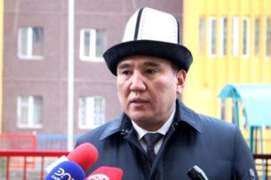 Таалайбек Сарыбашов назначен и.о. мэра города Бишкек