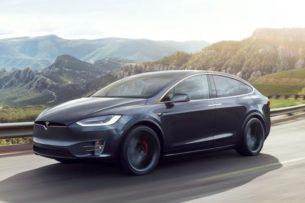 Появилось видео прототипа Tesla Model Y с двумя моторами
